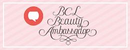BCL Beauty Ambassador