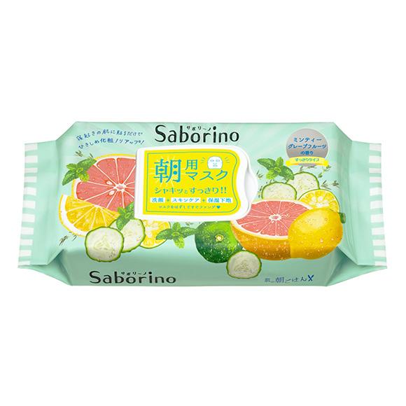 サボリーノ 目ざまシート 爽やか果実のすっきりタイプ