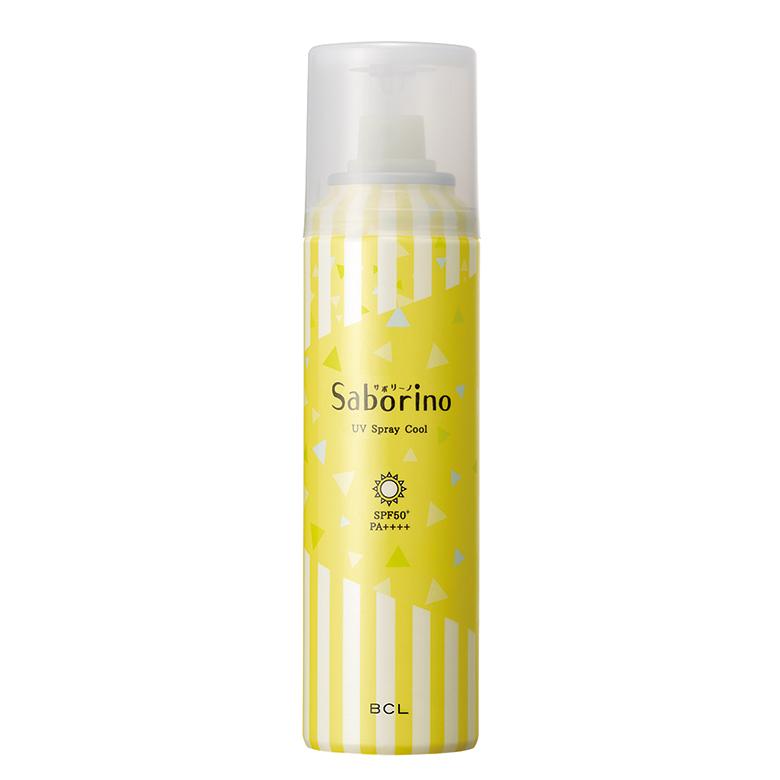 サボリーノ 速く乾かスプレー n フルーティーハーブの香りの画像